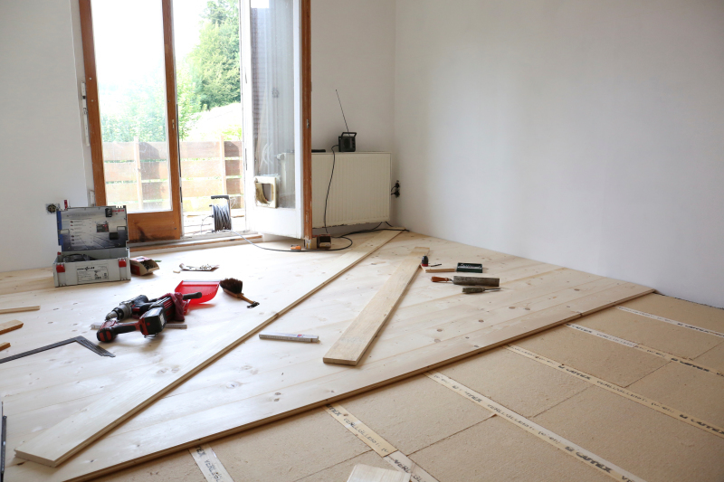 Fußboden Im Altbau Erneuern ~ Fußbodensanierung im altbau unterkonstruktion für dielenboden