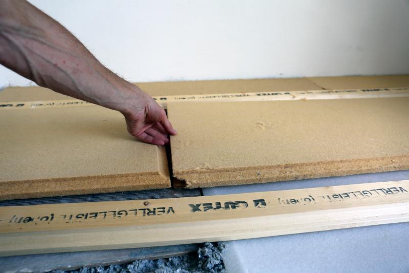 Fußboden Gartenhaus Chord ~ Fußboden unterkonstruktion holz holzterrasse bauen u anleitung