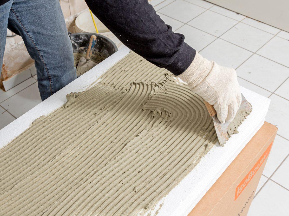 Holzfußboden Nachträglich Dämmen ~ Einfaches dämmen der kellerdecke mit emissionsgeprüften eps platten