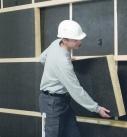 Die vorgehängte Fassade kann um eine weitere Dämliche ergänzt werden. Foto: Isover