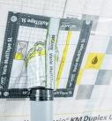 Auch notwendige Durchdringungen müssen, beispielsweise mit einer Manschette, abgeklebt werden. Foto: Isover