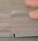 Einfache und sichere Verbindung mit einem Klick. Foto: Tarkett