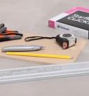 Das nötige Werkzeug bereitlegen. Foto: Tarkett